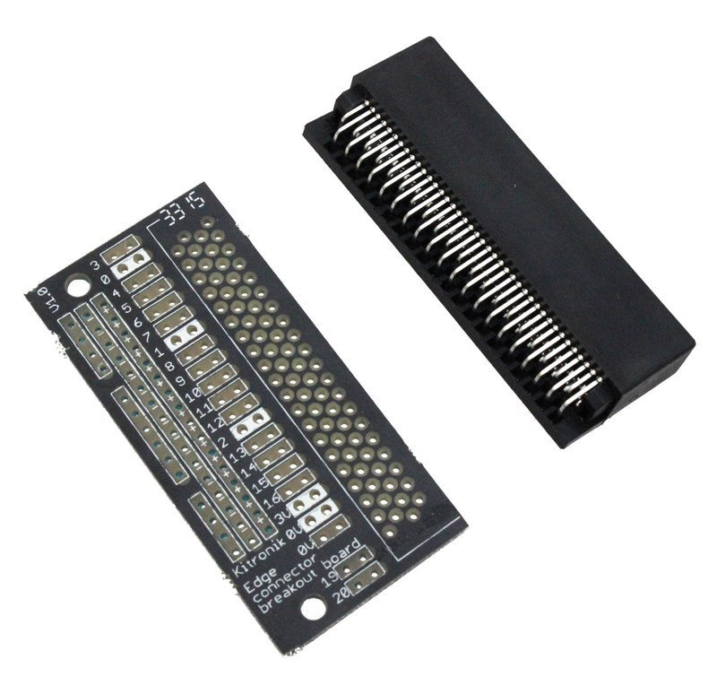Edge Connector Breakout Board за BBC micro:bit