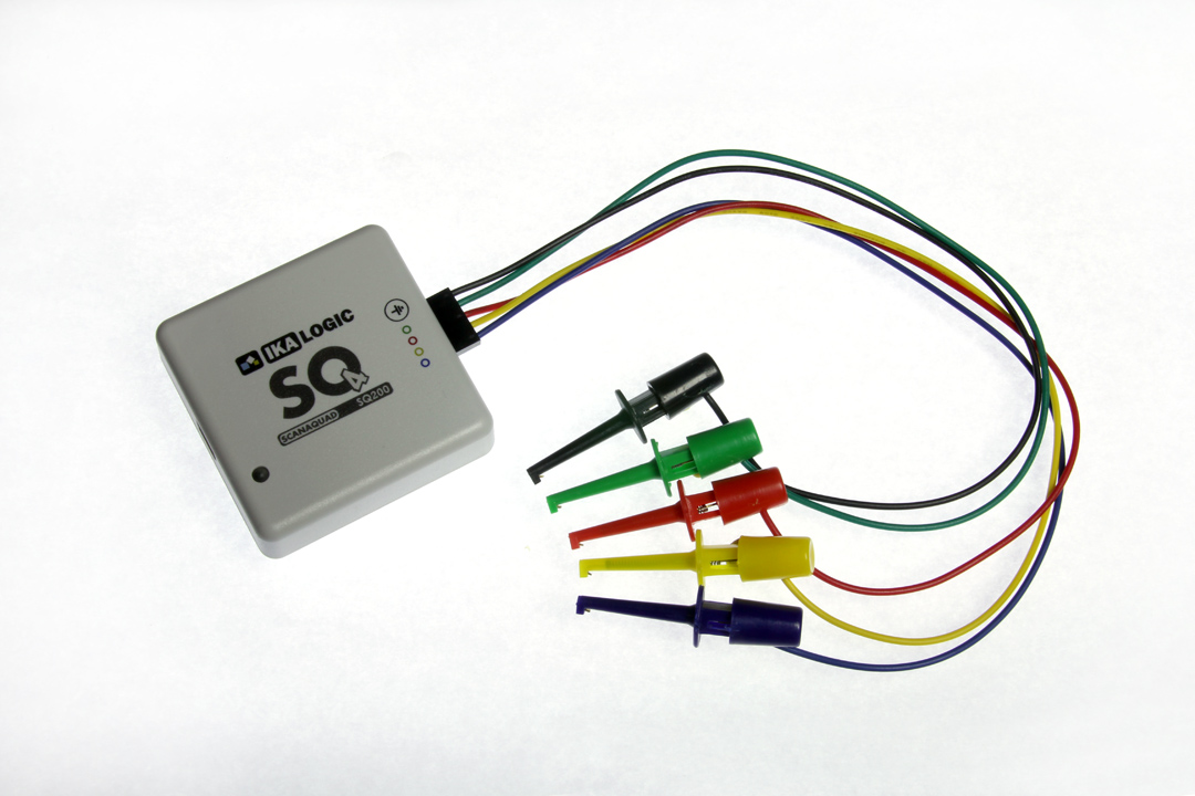 ScanaQuad (SQ) 200 MSPS